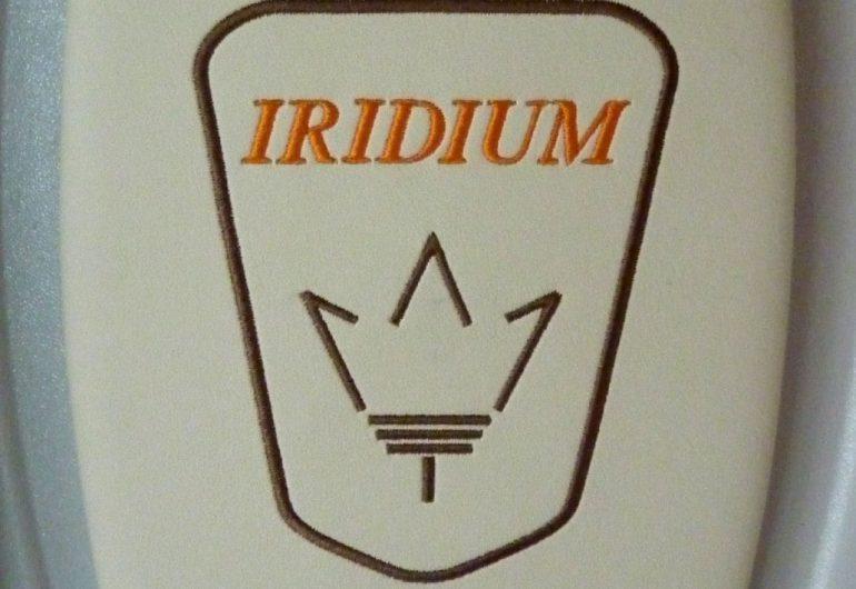 BILDSPEL: WOF E-IRIDIUM P69 2018