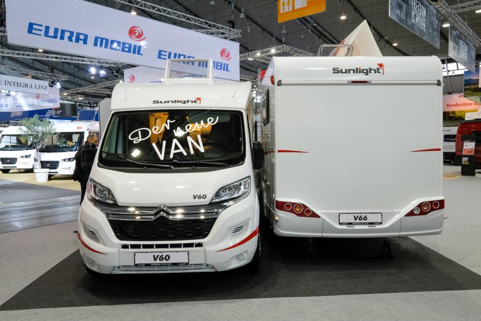 Sunlight Van V60