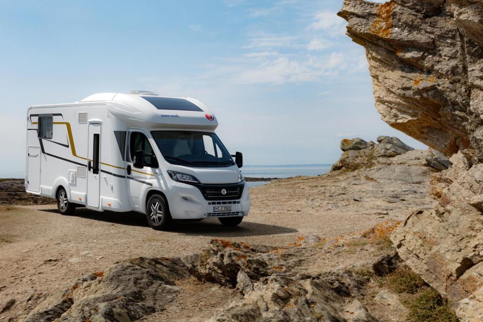 Bildspel: Eura Mobil Profila RS 720 QF