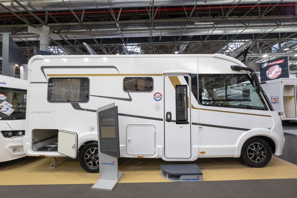 BILDSPEL: Eura Mobil Integra Line 650 HS 2020