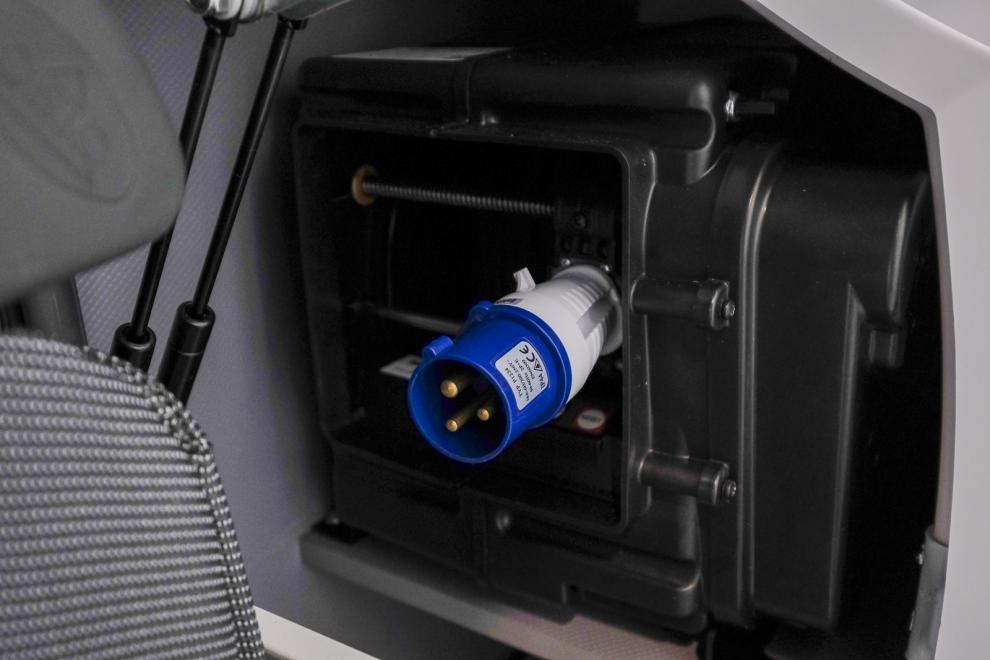 BILDSPEL: LMC gasfri konceptvagn