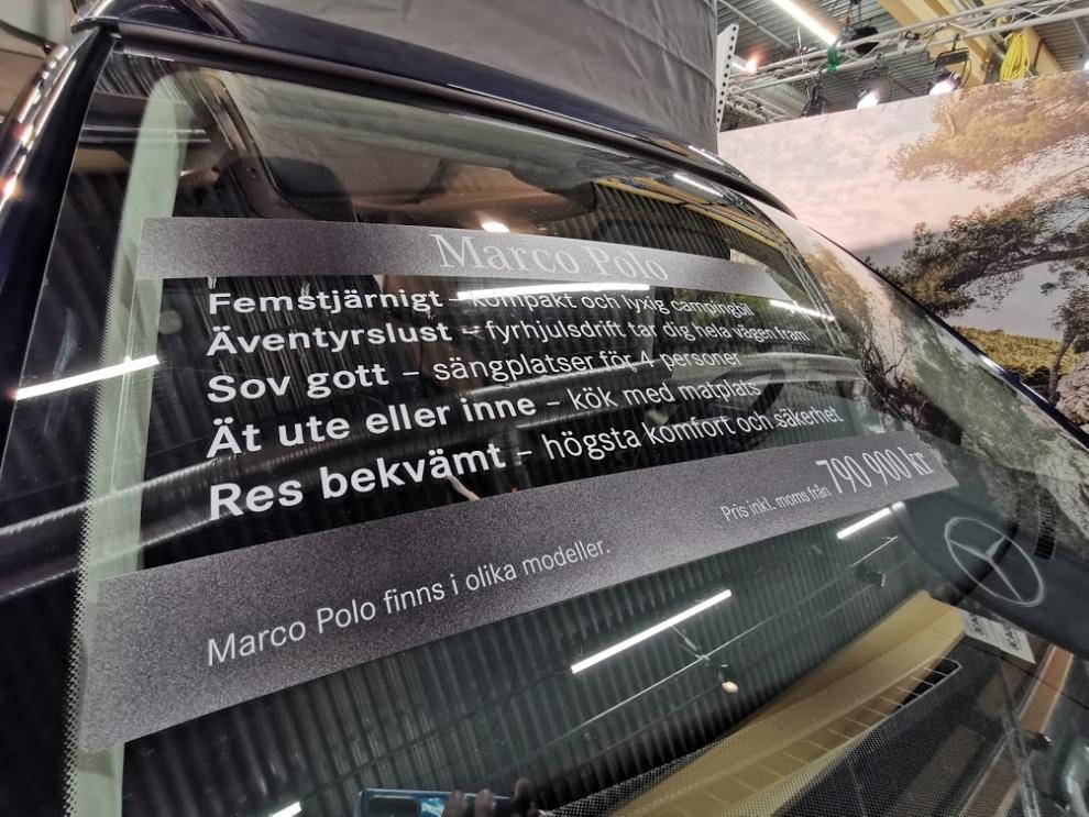 BILDSPEL: MERCEDES MARCO POLO 2020