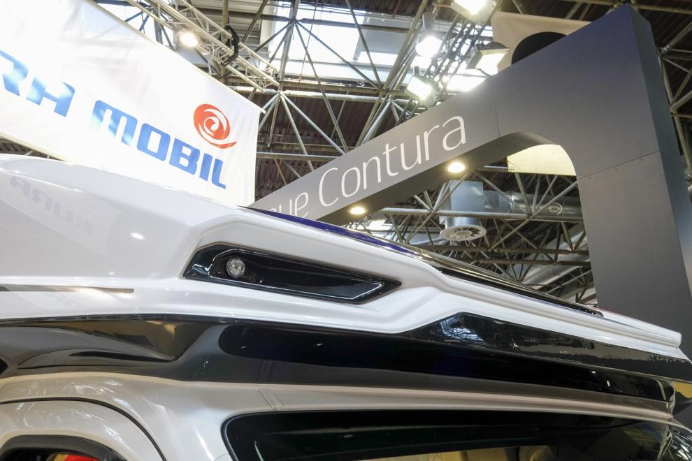 Bildspel: Eura Mobil Contura 760 EF