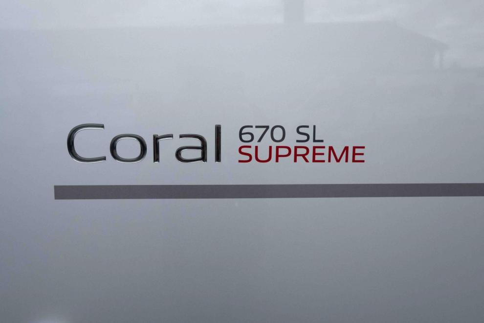 Bildspel: Adria Coral 670 SL Supreme 2021