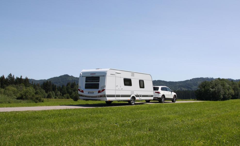Dethleffs Camper 560 FMK