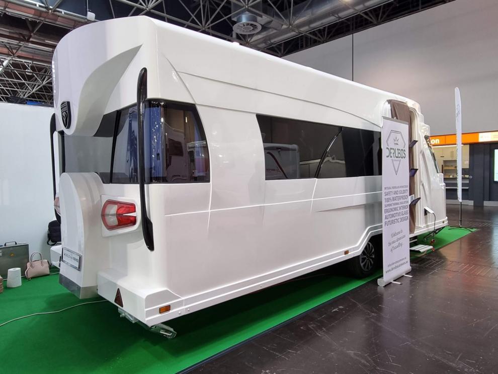 BILDSPEL: Derubis Caravans 2022