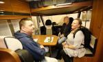 Bildspel: Fredag på Caravan Stockholm