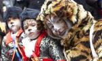Bildspel: Karnevalen i Mainz