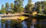 BILDSPEL: Natursköna Granö Beckasin