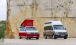 BILDSPEL: VW CALIFORNIA XXL PRODUKTION