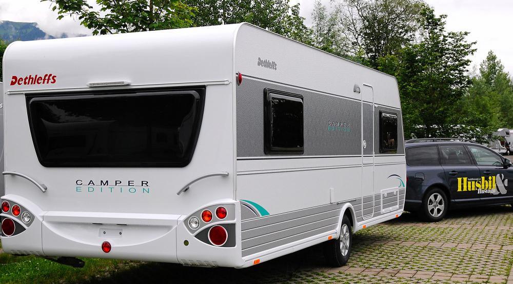 Dethleffs Camper Edition 580 V