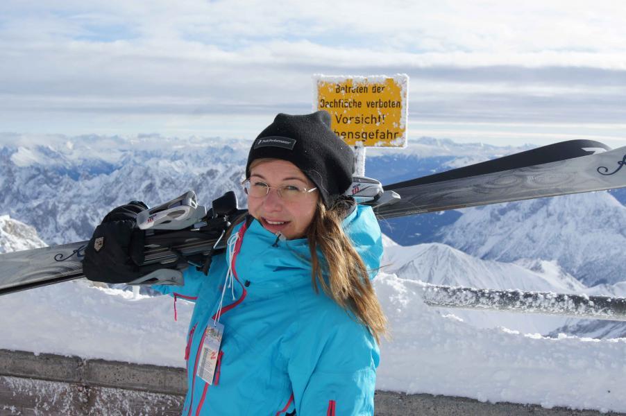 12 januari: Skicamp Zugspitze - Resans höjdpunkt