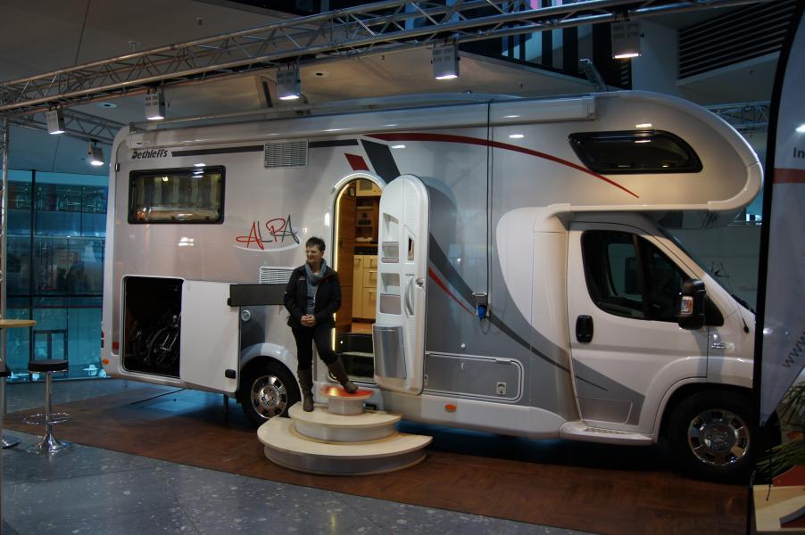 Alpa - alkovbilen som kunden skapat