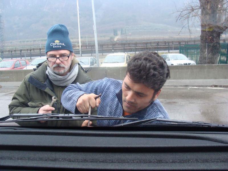 10 januari Torkartorsk i Bologna