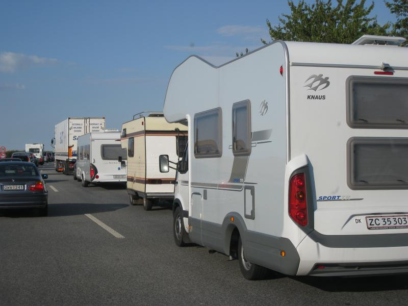 Europas farligaste vägar – engelsk lista