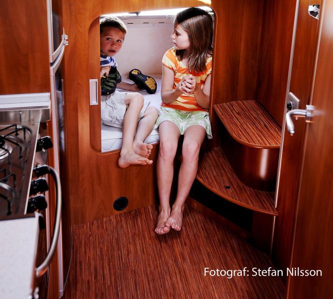 Barnfamiljens husbils-kom-ihåg