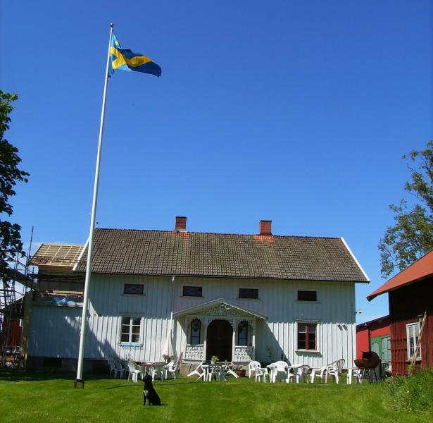 Ny ställplats i Stora Mellby, Sollebrunn