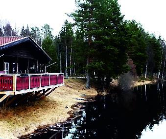 Rastplatstips – Fänforsen i Gagnef