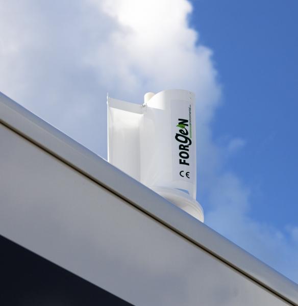 Freewind – nytt svenskt vindkraftverk för husbilen