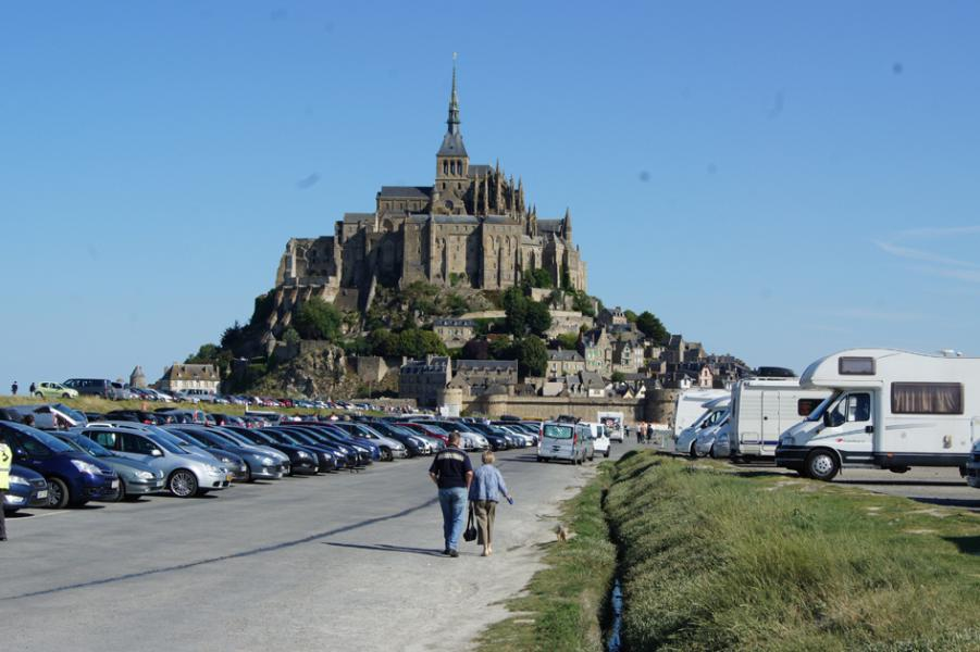 Husbil & Husvagns Frankriketur del 1