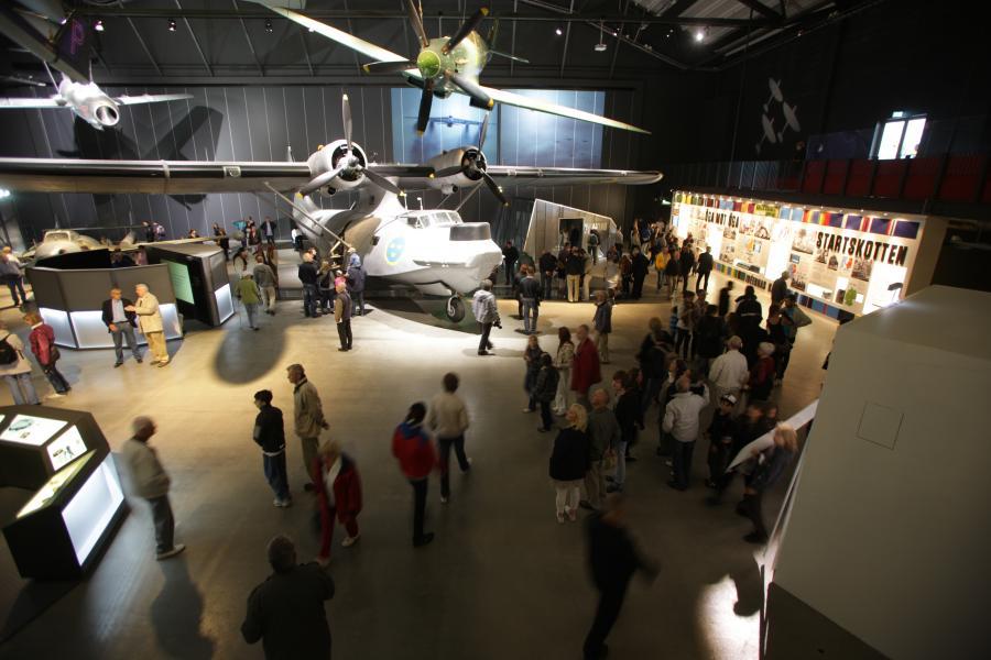 Flygvapenmuseum i Linköping