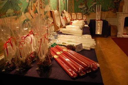Julen fortsätter på Taxinge Slott