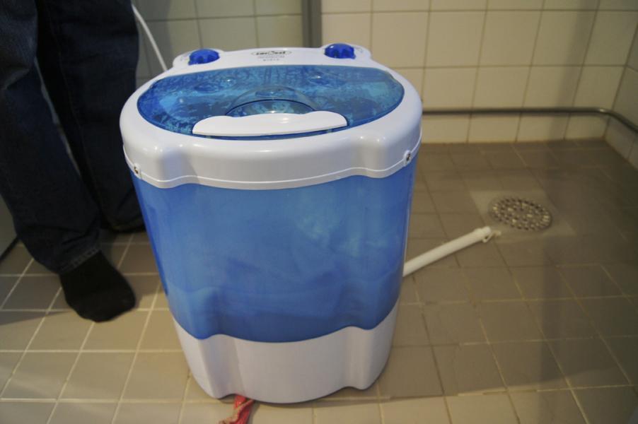 Tävling - vinn portabel tvättmaskin