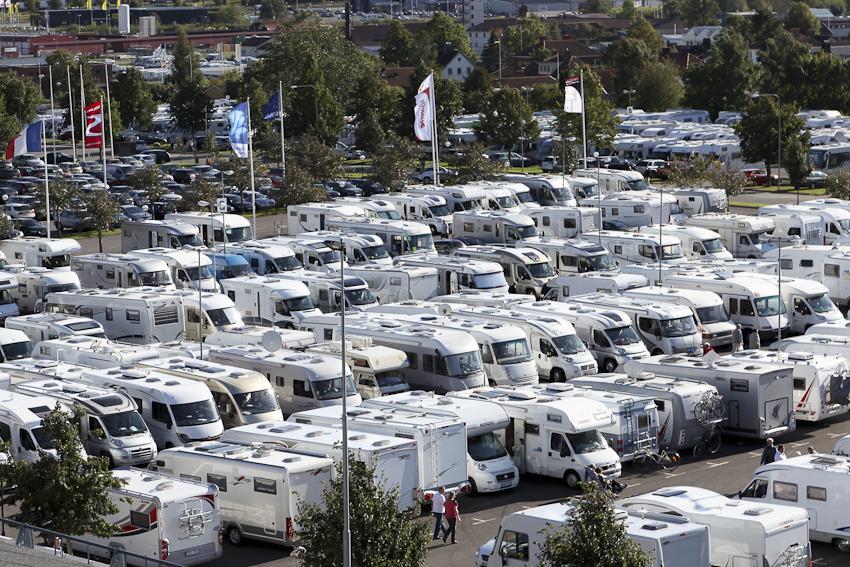 Husbilens dag på Caravan & Camping