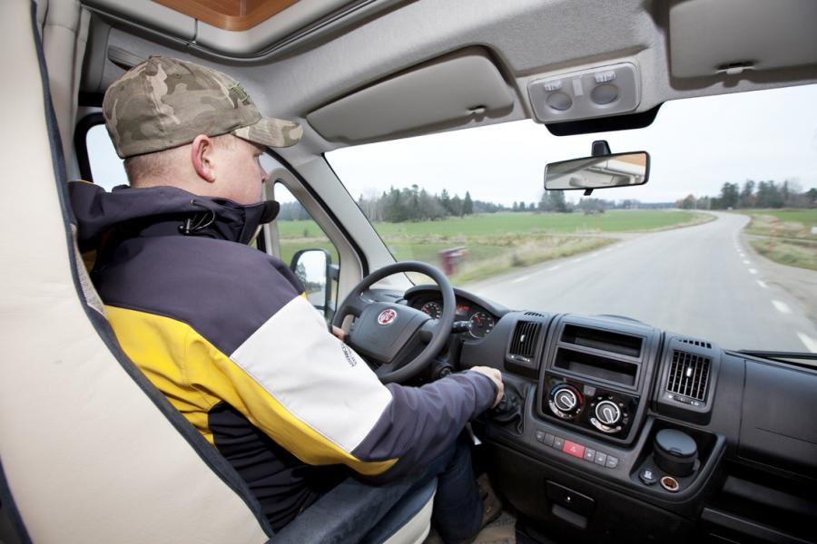 Nya körkortsbehörigheter 2013