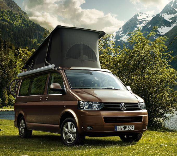 VW kommer med en kombinerad person- och husbil