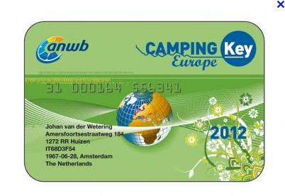 Camping Key Europe ska underlätta campingturismen