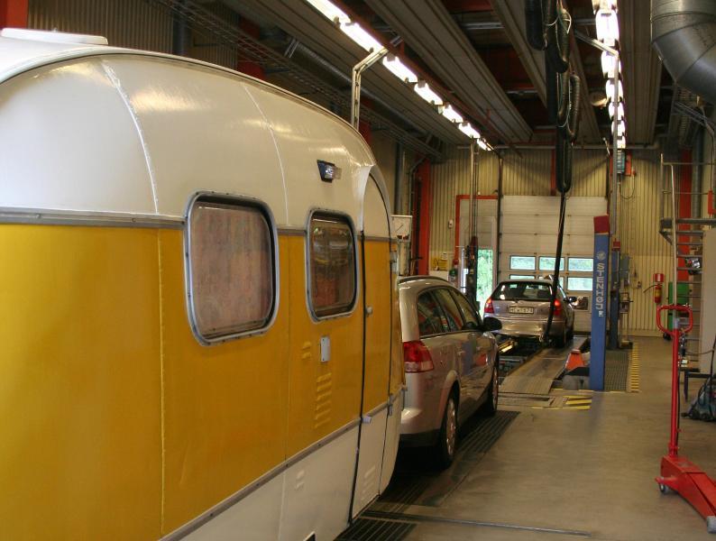 Fler anmärkningar på Sveriges fordon