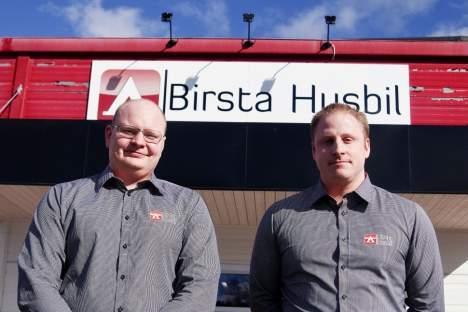 Birsta Husbil öppnar i Sundsvall