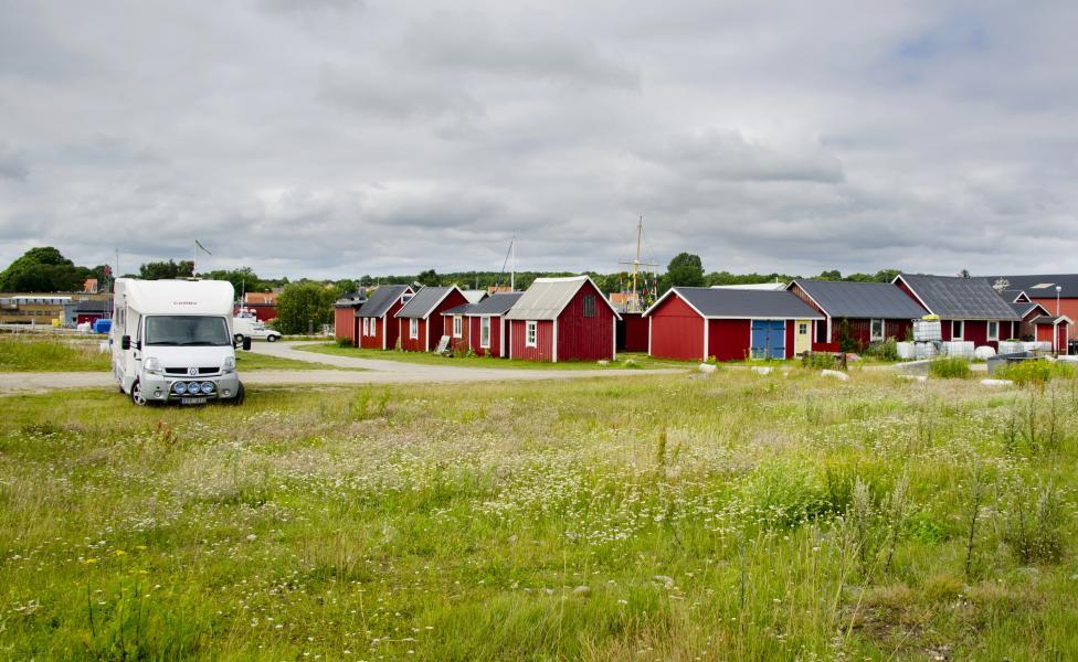 Ställplatstips – Nogersunds hamn