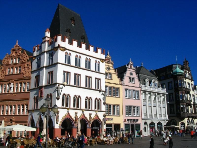 Tyska turistbyrån undersöker – top 100 turistmål