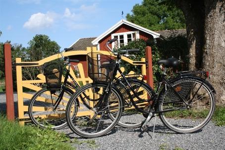 Roslagen på cykel