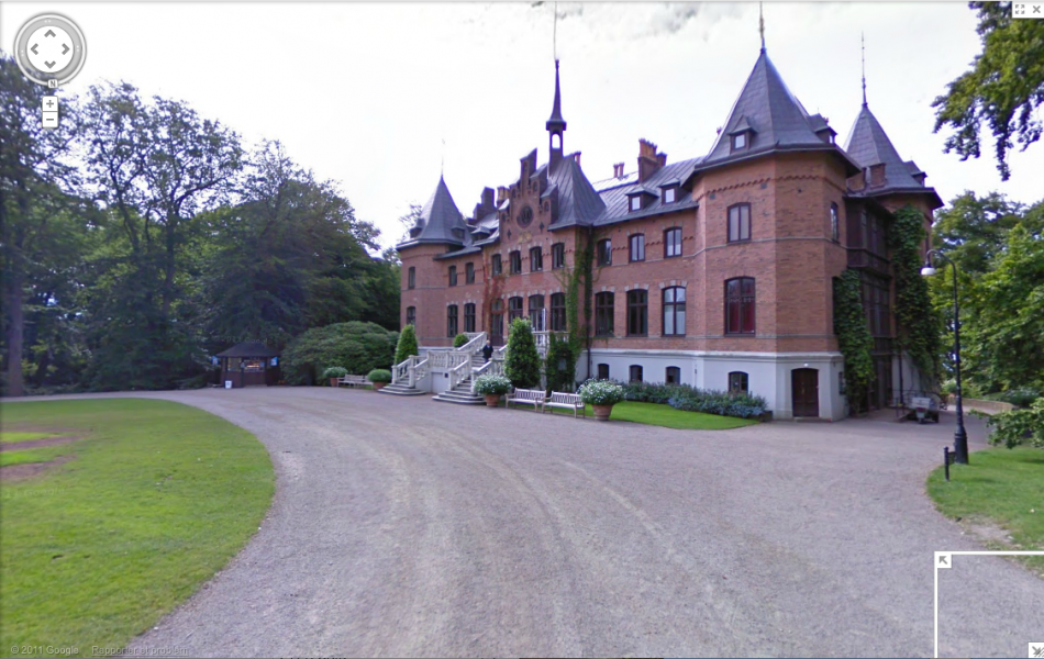Sofiero – framröstat till Skånes bästa slott