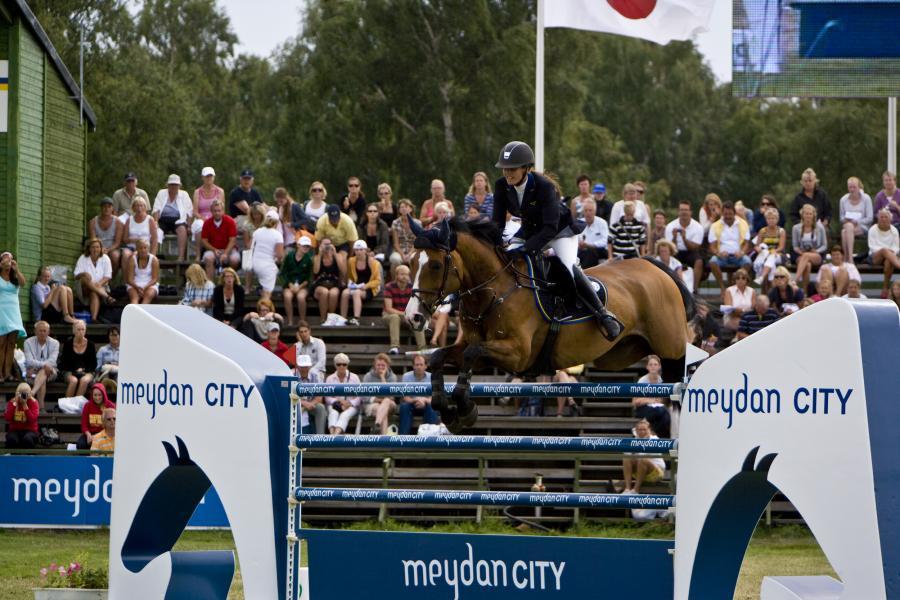 Falsterbo Horse Show - Familjecampingen blir större