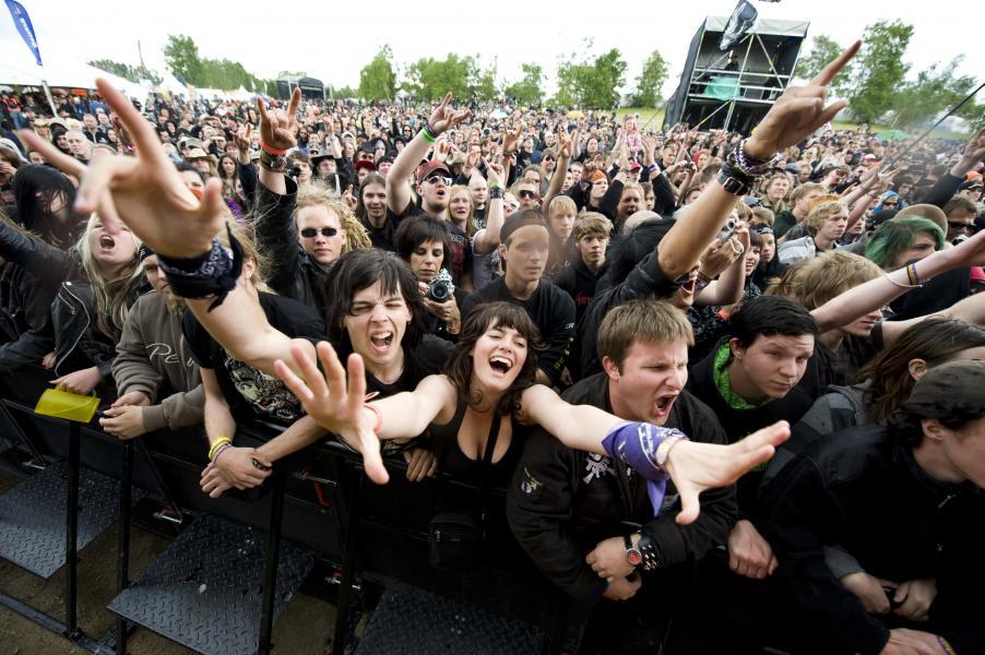 Festivaler 2012 – svenska favoriter