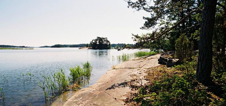 Nytt i Roslagen - Sommarlandet Marholmen