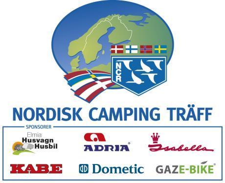 Nordisk campingträff i Norge
