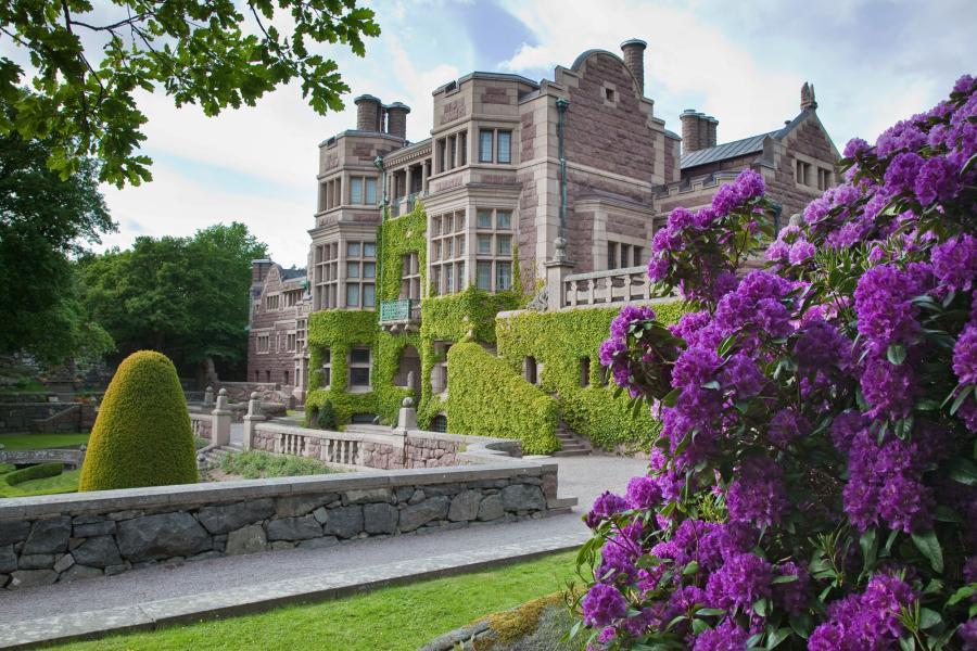Ställplats – Tjolöholms slott