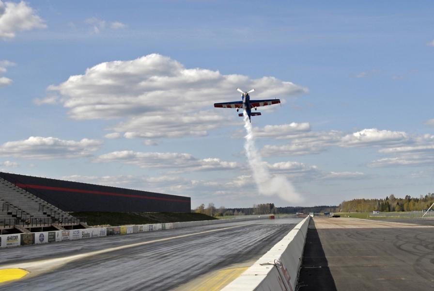 Besök Tierp Arena Air Show i helgen