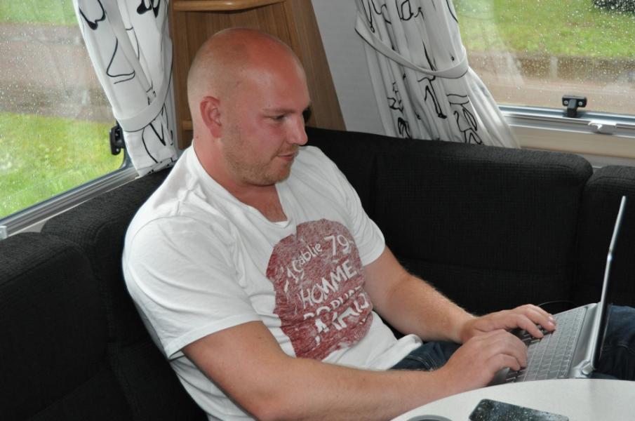 Bloggpappan åker till Mora