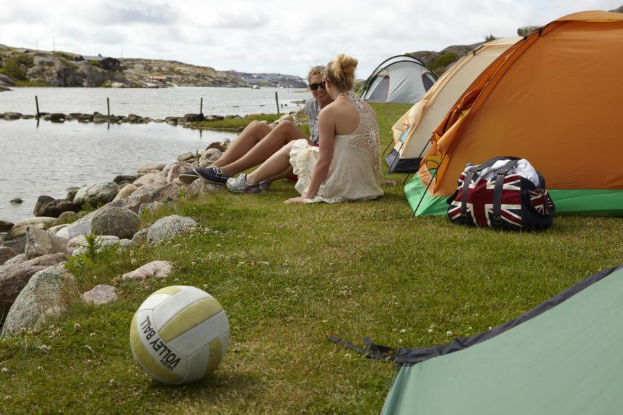 Tio svenska campingar får toppbetyg