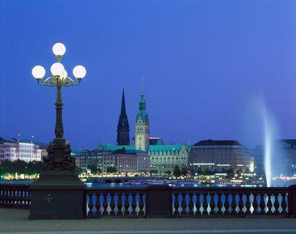 Film under bar himmel i Hamburg