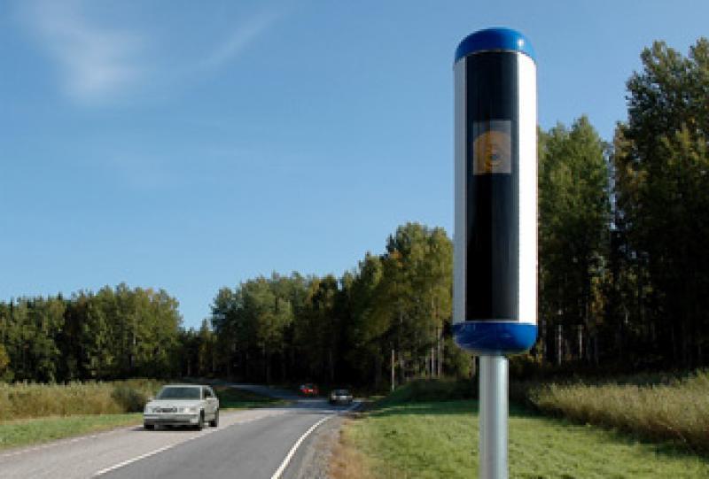 Varning för fartkameravarning