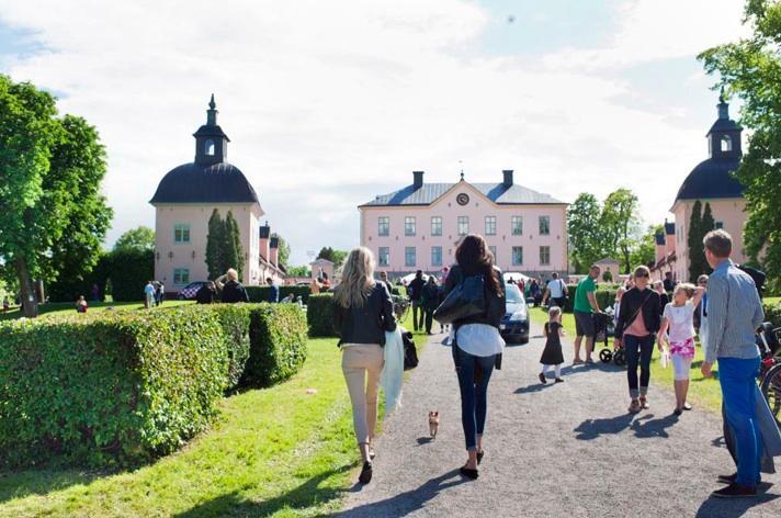 Folkmusikfestival i Stockholm
