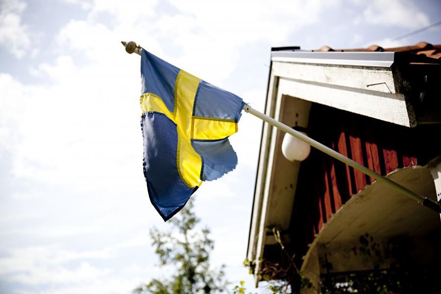 Sverige är en populär turistdestination