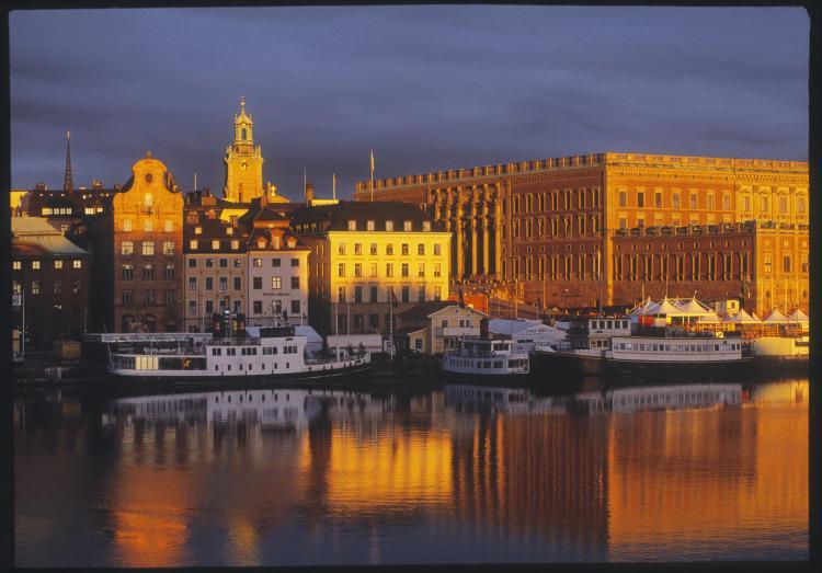 Antal gästnätter i Stockholm ökar